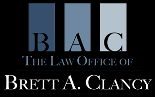 Brett Clancy Law Logo