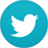 Twitter Logo with link
